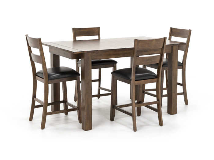 Mariposa 5-pc. Counter Height Dining Set