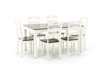 Woodanville 7-pc. Dining Set