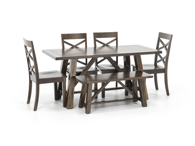 Direct Designs® Blair 6-pc. Dining Set