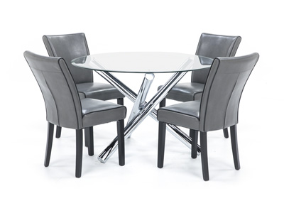 Leatrice 5-pc. Dining Set