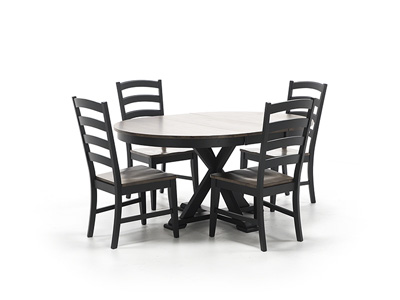 Creekside 5-pc. Round Dining Set