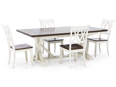 Direct Designs® Jordan 5-pc. Dining Set