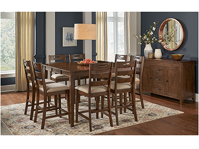 Fairwood 5-Pc. Counter Height Dining Set