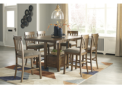 Rosemont 5-pc. Counter Height Dining Set