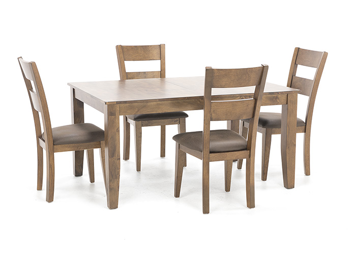 Amber II 5-pc. Standard Height Dining Set