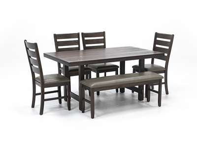 Davidson 6-pc Dining Set