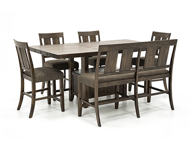 Clay 6-pc. Dining Set