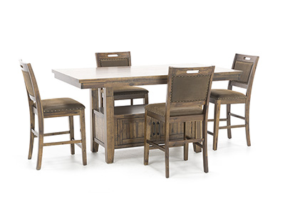 Direct Designs Drake 5-pc. Dining Set
