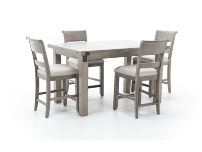 Prospect Hill 5-pc. Counter Height Dining Set