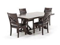 Bradford 5-pc. Dining Set