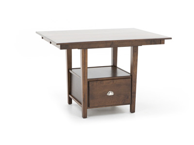 Larkin Storage Gathering Dining Table