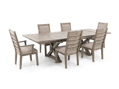 Foundry 7-pc. Dining Set