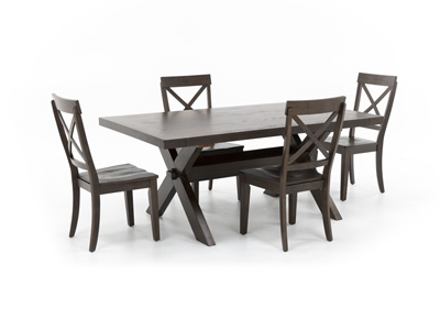 Direct Designs® Dakota 5-pc. Dining Set