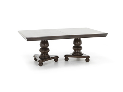 Lordsburg Double Pedestal Dining Table