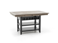 Ashbrook Counter Height Dining Table - Black