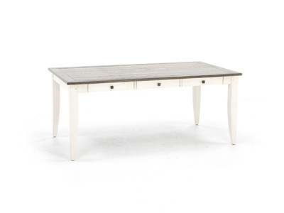 Ashbrook Dining Table - White