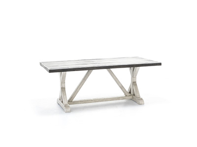 Willow Run Trestle Table