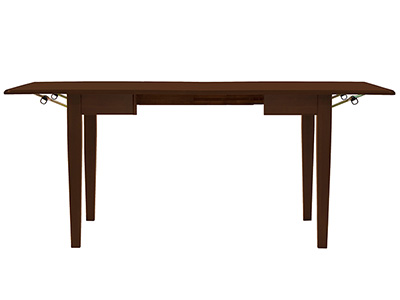 "42"" X 48-72"" Gascho Saber Dining Table"