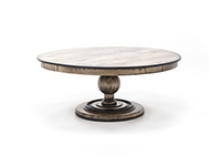 "Canadel 72"" Round Champlain Table"