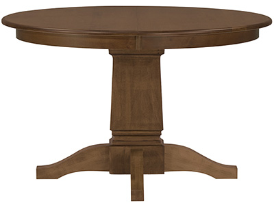"Riley Almond 48"" Round Dining Table"