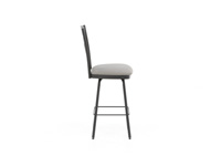 "Marcus 26"" Swivel Stool"