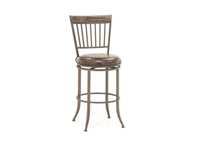 "Hawkins 30"" Swivel Stool"