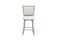 "Belle Grove 26"" Ash Swivel Stool"