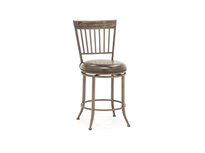 "Hawkins 26"" Swivel Stool"