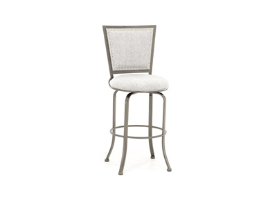 "Belle Grove 30"" Ash Swivel Stool"