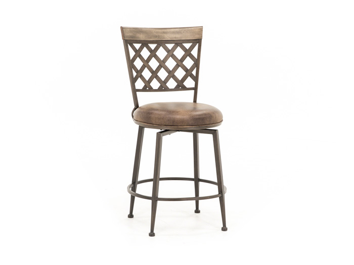 "Greenfield 26"" Swivel Stool"