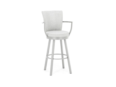 "Cardin 30"" Swivel Stool"