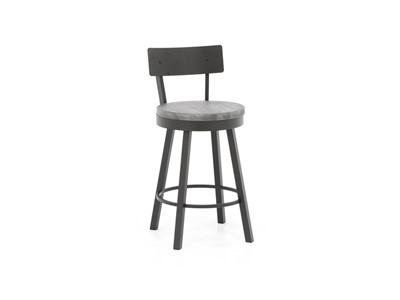 "Lauren 26"" Swivel Stool"