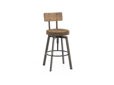 Architect Adjustable Screw Stool