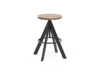 Uplift Adjustable Screw Stool
