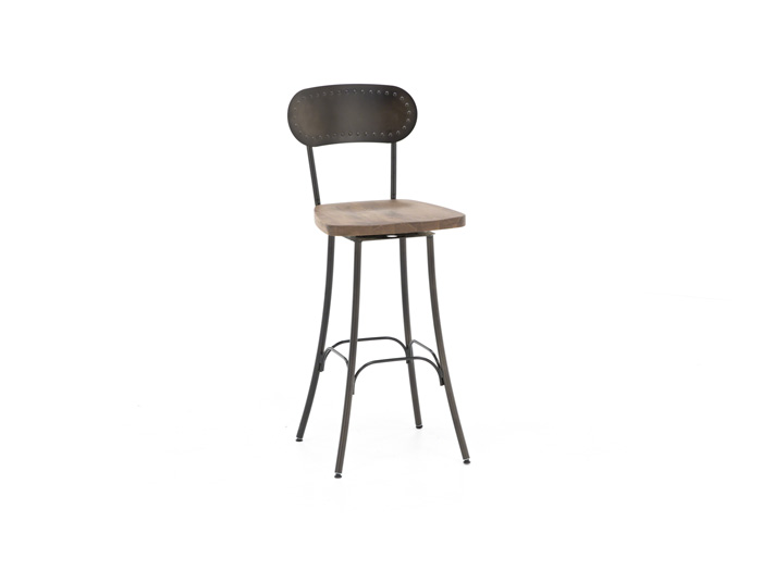 "Bean 30"" Swivel Stool"