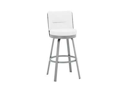 "Brock 30"" Swivel Stool"