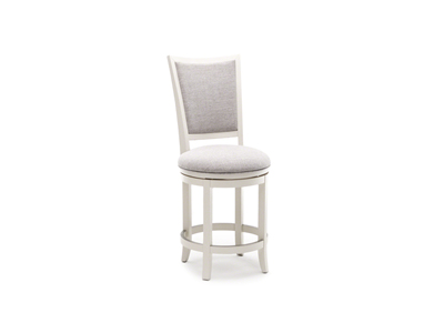 High Choice Upholstered Swivel Stool