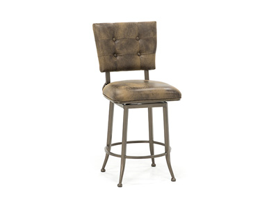 "Hillbrook 26"" Swivel Counter Stool"