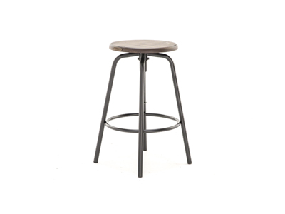 Magnolia Home Round Stool