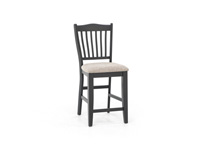Ashbrook Counter Stool - Black