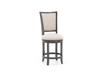 Custom Dining Swivel Stool