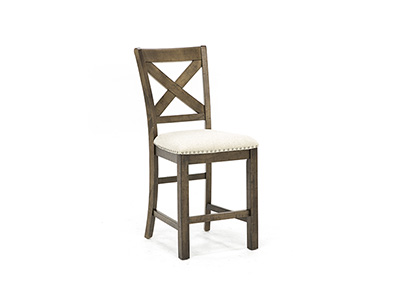 Willowbrook Upholstered Counter Stool