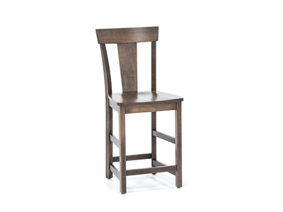 Laker Counter Stool-Almond