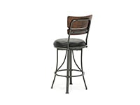 "Santa Monica 26"" Swivel Counter Stool"