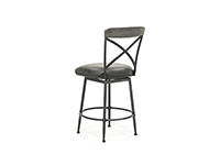 "Decker 26"" Swivel Counter Stool"