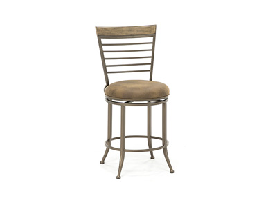 "Terrell 26"" Swivel Counter Stool"