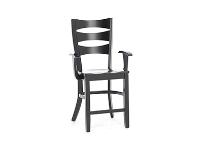 Sierra Arm Counter Stool