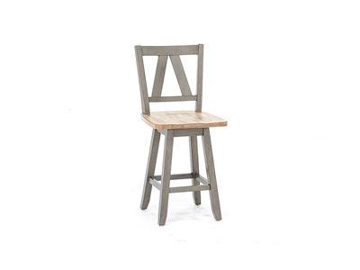 Lindsey Farm Counter Height Swivel Stool