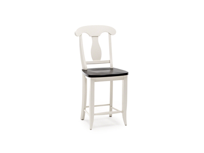 Canadel High Choice Two-Tone Stool