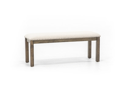 Willowbrook Upholstered Seat Bench